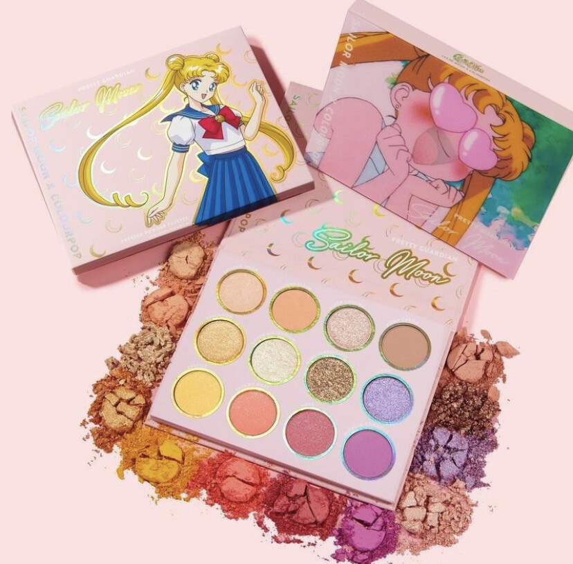 Pretty Guardián Eyeshadow Palette - SAILOR MOON X COLOURPOP