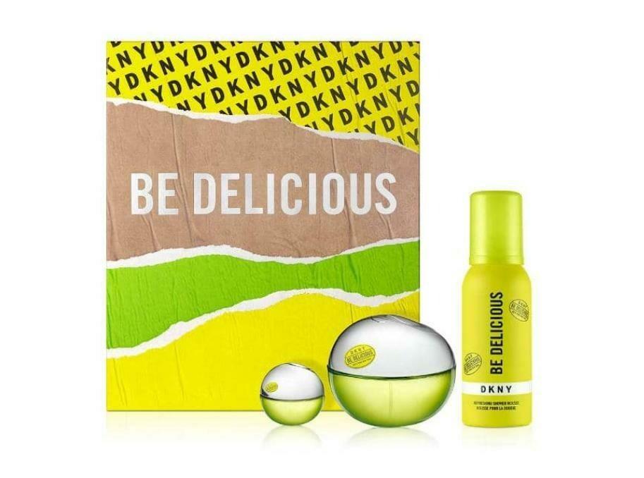 Set de fragancia para mujer Be Delicious - DKNY