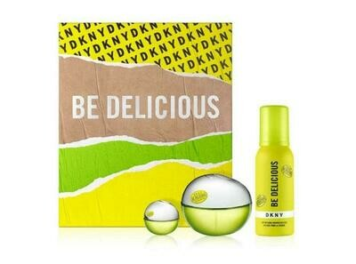 Set de fragancia para mujer Be Delicious - DKNY