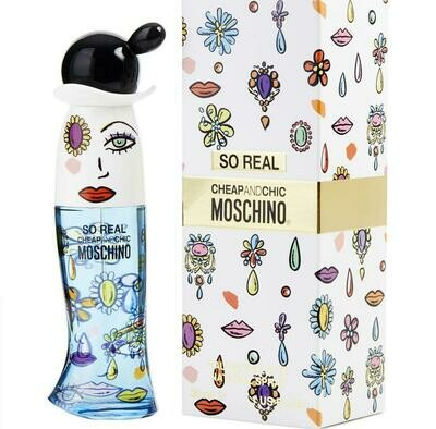 Cheap and Chic So Real - MOSCHINO