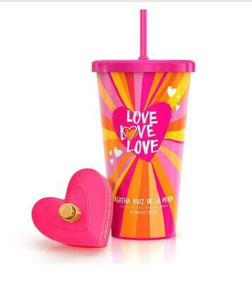 Love Love Love Smoothie Collector - AGATHA RUIZ DE LA PRADA