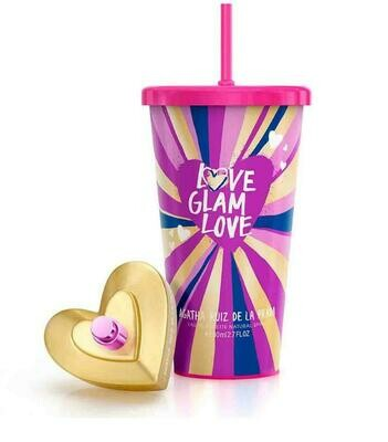 Love Glam Love Smoothie Collector - AGATHA RUIZ DE LA PRADA