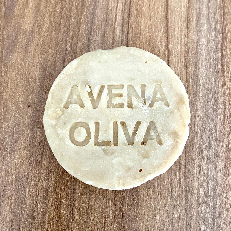 Jabón de Avena con Oliva - THE GREEN WITCH