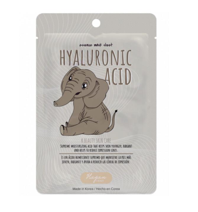 Mascarilla de Ácido Hialurónico - HAYAN