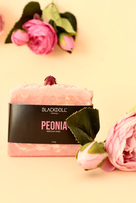 Jabón Delicioso de Peonia - BLACKDOLL BEAUTY