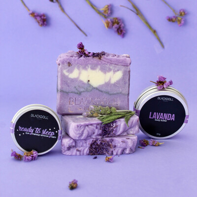 Kit de Lavanda - BLACKDOLL BEAUTY