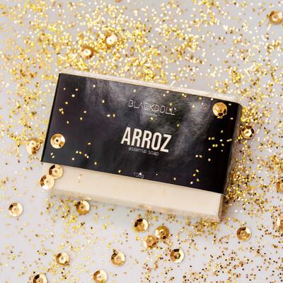 Jabón Esencial de Arroz - BLACKDOLL BEAUTY