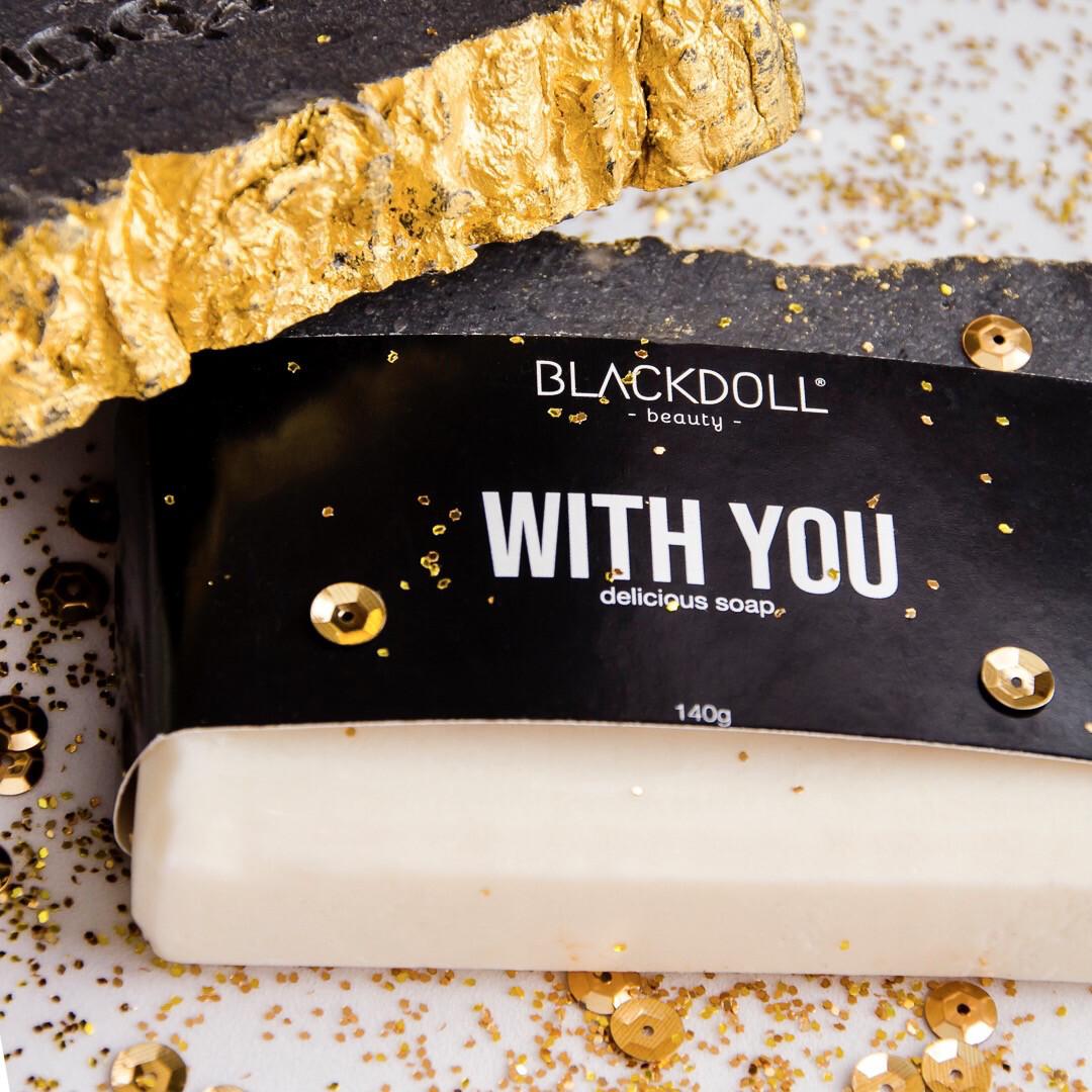 Delicious Soap | Jabón Delicioso With You - BLACKDOLL BEAUTY
