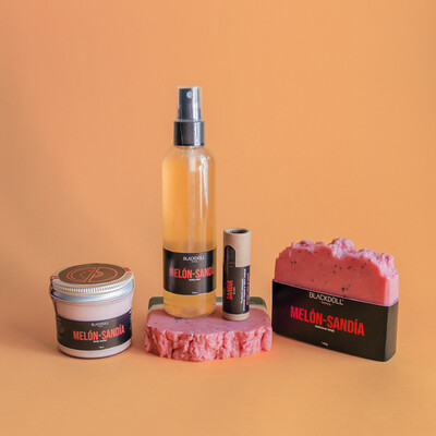 Kit Melón-Sandía Summer Collection - BLACKDOLL BEAUTY