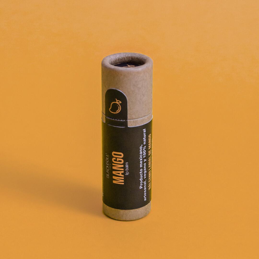 Lip Balm | Bálsamo Labial Mango Summer Collection - BLACKDOLL BEAUTY