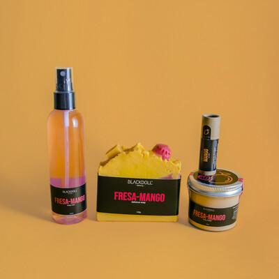 Kit Fresa-Mango Summer Collection - BLACKDOLL BEAUTY