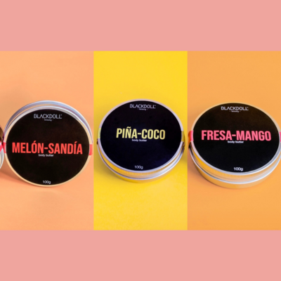 Kit Body Butter | Mantecas Corporales Summer Collection 100grs  - BLACKDOLL BEAUTY