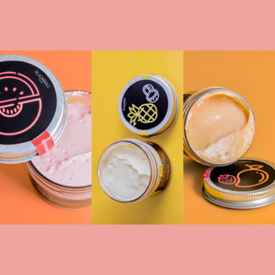 Kit Body Butter | Mantecas Corporales Summer Collection 75grs  - BLACKDOLL BEAUTY