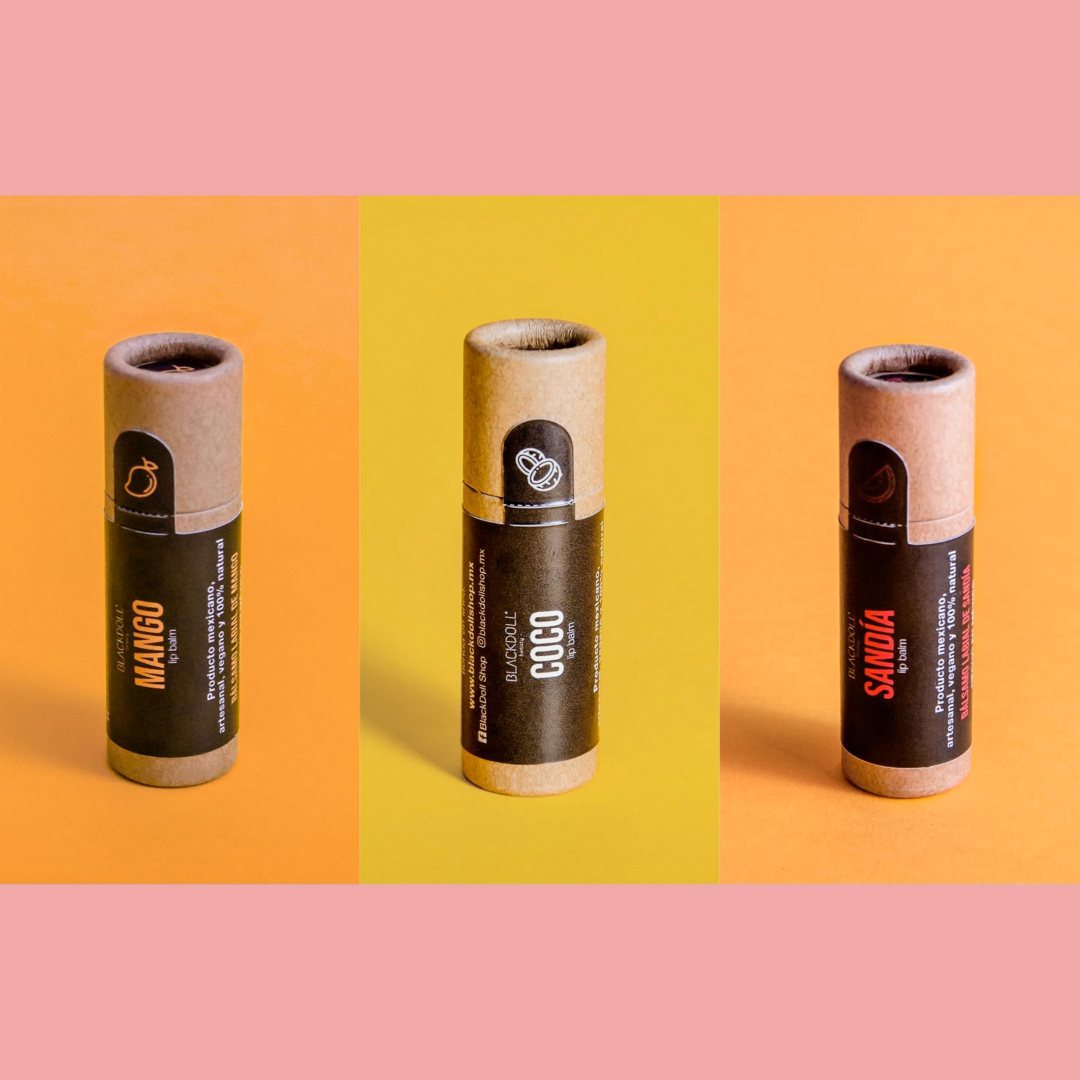 Kit Lip Balm   Bálsamo Labial Summer Collection - BLACKDOLL BEAUTY