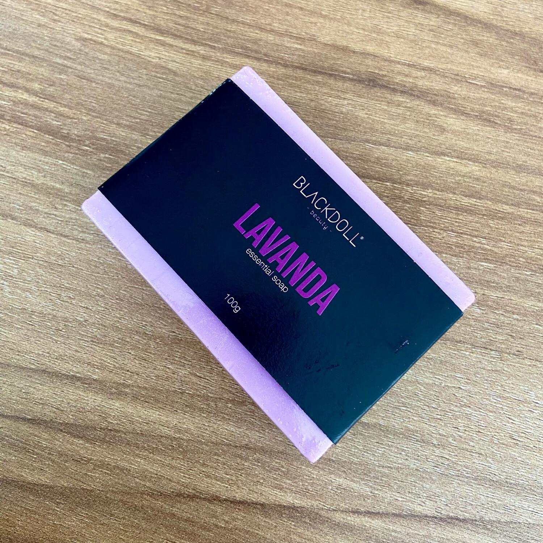 Essential Soap   Jabon Esencial de Lavanda - BLACKDOLL BEAUTY