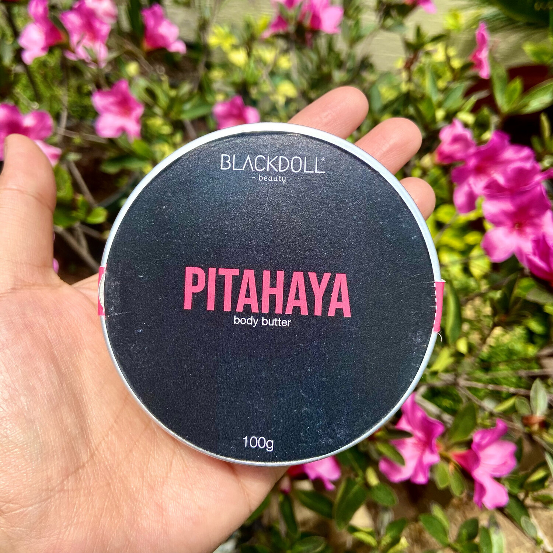 Body Butter | Manteca Corporal de Pitahaya 100grs - BLACKDOLL BEAUTY