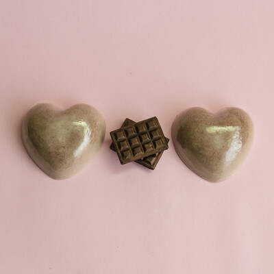 Essential Soap   Jabón Esencial de Chocolate - BLACKDOLL BEAUTY
