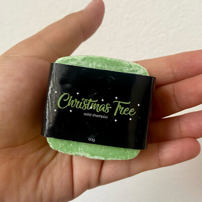 Solid Shampoo | Shampoo Sólido Árbol de Navidad - BLACKDOLL BEAUTY