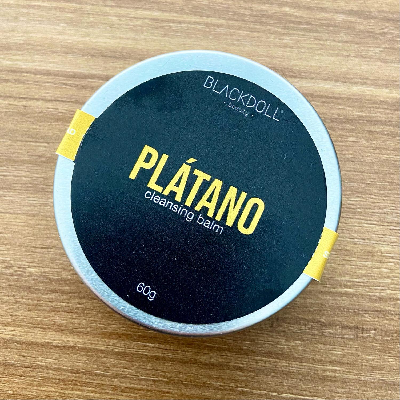Cleansing Balm   Bálsamo Limpiador de Plátano - BLACKDOLL BEAUTY