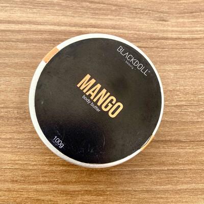Body Butter | Manteca Corporal de Mango 100grs - BLACKDOLL BEAUTY