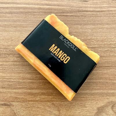 Delicious Soap | Jabón Delicioso de Mango Papaya - BLACKDOLL BEAUTY