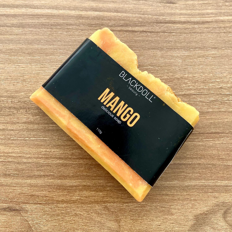 Delicious Soap   Jabón Delicioso de Mango Papaya - BLACKDOLL BEAUTY