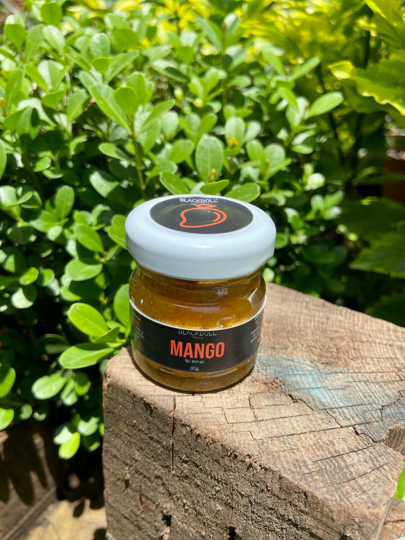 Lip Scrub   Exfoliante Labial de Mango - BLACKDOLL BEAUTY