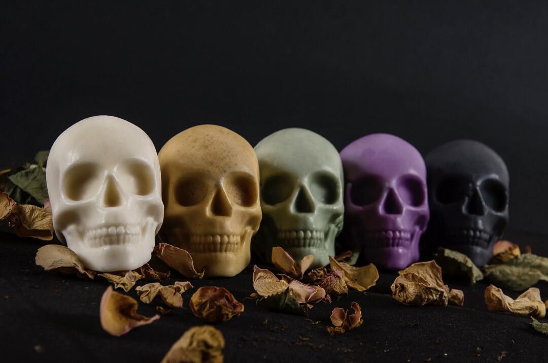 Colección de Jabones Esenciales | Edición Especial de Halloween y Día de Muertos - BLACKDOLL BEAUTY
