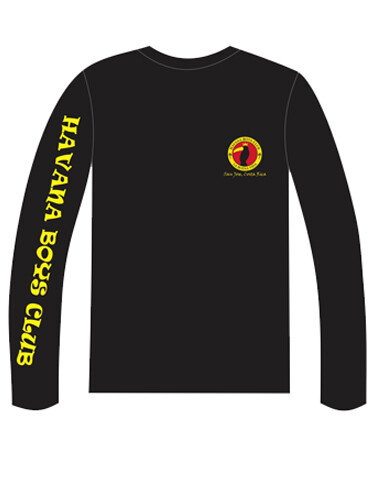 Havana Boys Club Long Sleeve Tee