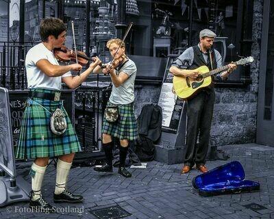 Music Tour to Scotland - Tour #1