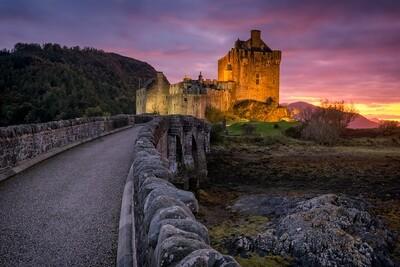 Music Tour to Scotland #3 (Deposit) - Autumn, 2022