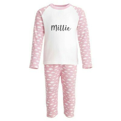 Children's Personalised Pyjamas
