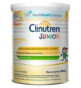 CLINUTREN® JUNIOR