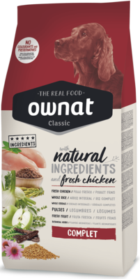Ownat Classic Complet Chicken 20 kg