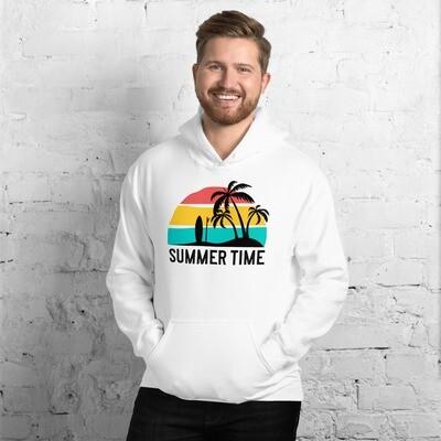Summer Time Unisex Hoodie