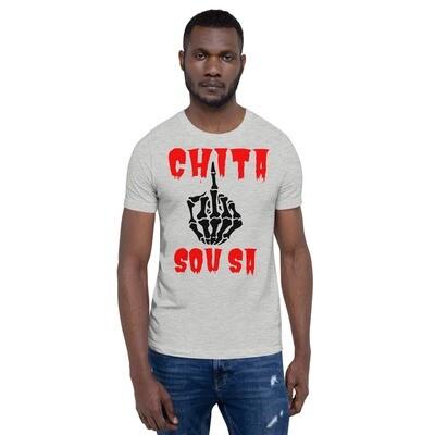 CHITA SOU SA Short-Sleeve Unisex T-Shirt