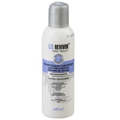 Белита | REVIVOR INTENSIVE THERAPY | СЫВОРОТКА полирующая для секущихся кончиков волос несмываемая, 150 мл