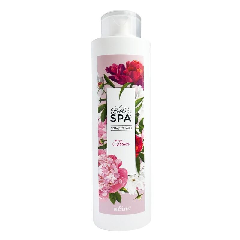 Белита | Пена для ванн Belita SPA |  Пена для ванн «Пион», 520 мл