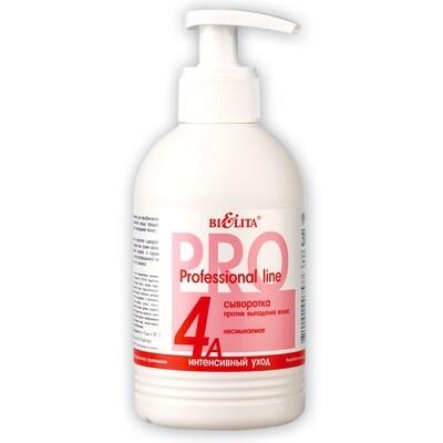 Белита | Профессиональная линия | СЫВОРОТКА против выпадения волос несмываемая, 300 мл