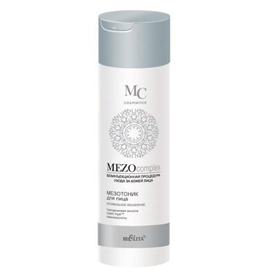 Белита | Mezocomplex | МезоТОНИК для лица Оптимальное увлажнение, 200 мл