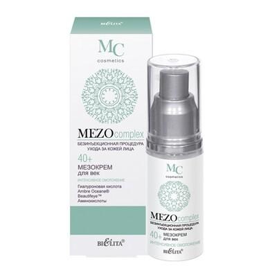 Белита | Mezocomplex | МезоКРЕМ для век Интенсивное омоложение 40+, 30 мл