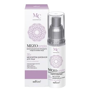 Белита | Mezocomplex | МезоКРЕМ дневной для лица Глубокое увлажнение 30+, 50 мл