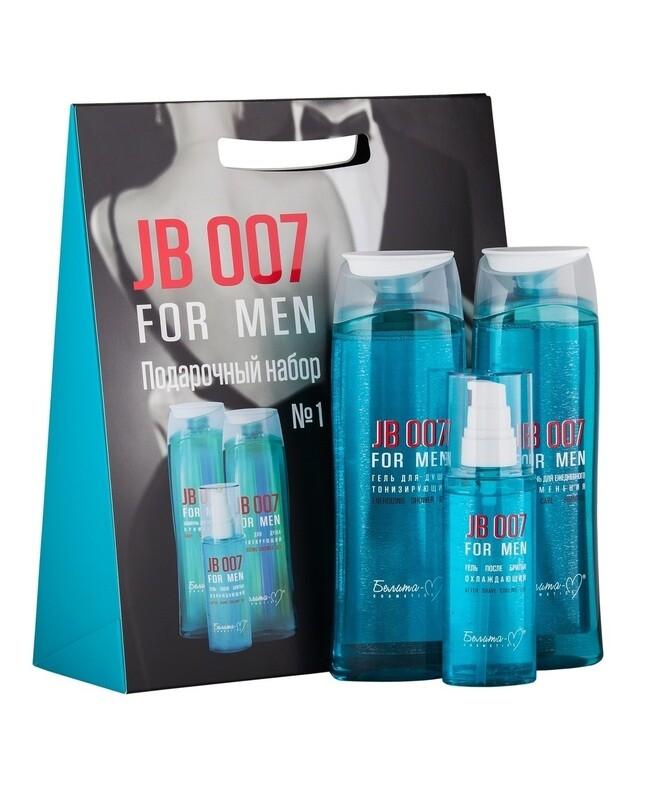 Подарочный набор Белита-М | JB 007 FOR MEN | Belita-M