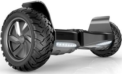 XR1 HUMMER PRO Off-Road Hoverboard 8.5 inch BLACK GREY