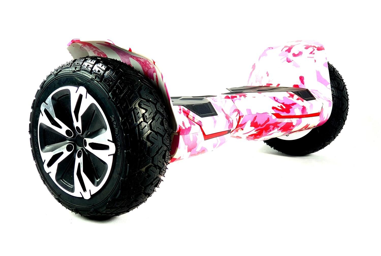 Pink Original Hoverkart Hover Craft Seat Premium Go Kart For Balance Boards UK