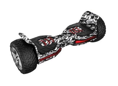 G5 XR PRO All Terrain Waterproof Hoverboard 8.5 inch CAMOUFLAGE
