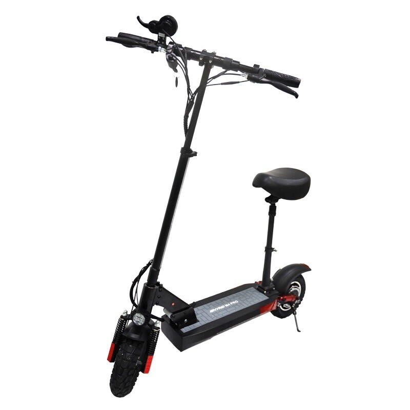 IENYRID M4 PRO High Speed Electric Scooter with Seat Long Range 65 km Speed 45 km/h 500W 16Ah