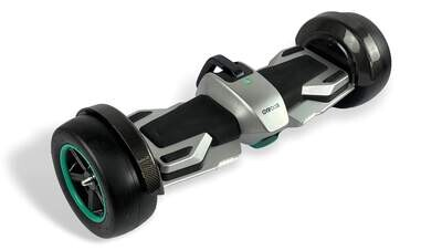 GYROOR F1 RACER Hoverboard 8.5 inch SILVER