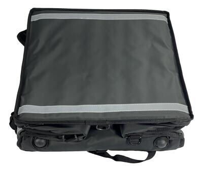 Premium Insulated Food Delivery Bag 80L for eBike, Moped, Car