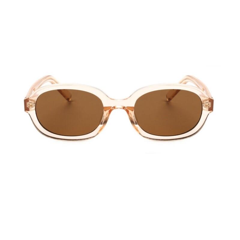 "Слънчеви очила ""Bob Light Brown Transparent"" A.Kjærbede"